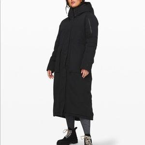 Lululemon Winter Warrior Parka Size 0 NWT